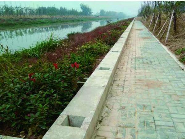 护坡石-淮安市洪泽区浔河整治工程