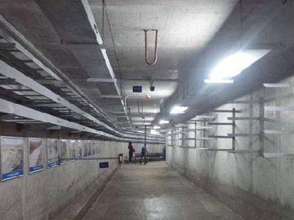 城市地下综合管廊