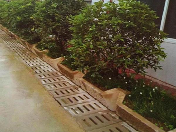 武汉植草式挡墙施工