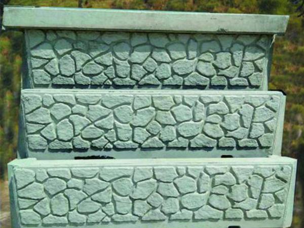 武汉大阶梯式挡墙