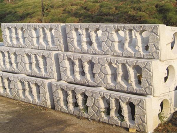 天津阶梯式挡墙